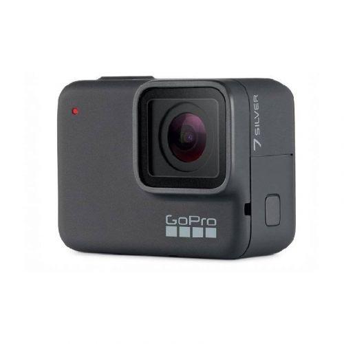 Экшн-камера GoPro HERO 7 (CHDHC-601-RW) Silver