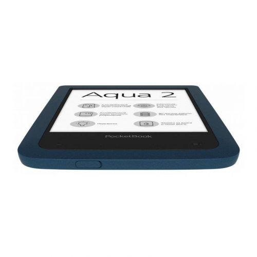 Электронная книга PocketBook 641 Aqua 2 (PB641-A-CIS) Blue/Black недорого