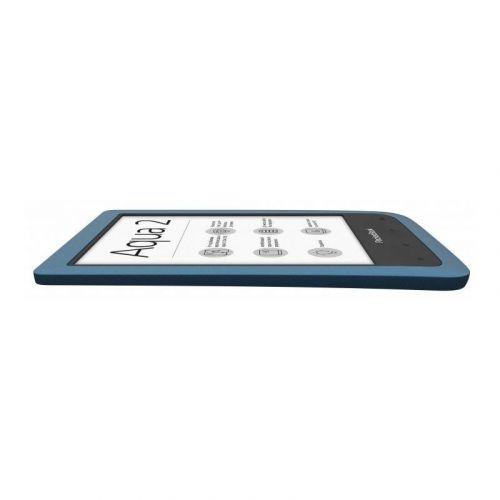 Электронная книга PocketBook 641 Aqua 2 (PB641-A-CIS) Blue/Black в Украине