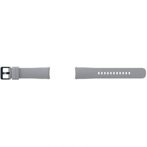 Ремешок для смарт-часов Samsung Silicone Band for Galaxy Watch 42mm (ET-YSU81MJEGRU) Grey