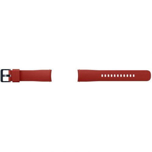 Ремешок для смарт-часов Samsung Silicone Band for Galaxy Watch 42mm (ET-YSU81MREGRU) Red