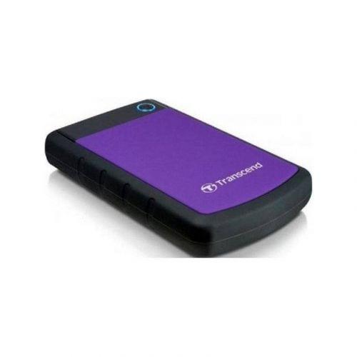 Зовнішній жорсткий диск 4Tb Transcend StoreJet (TS4TSJ25H3P) Purple купить