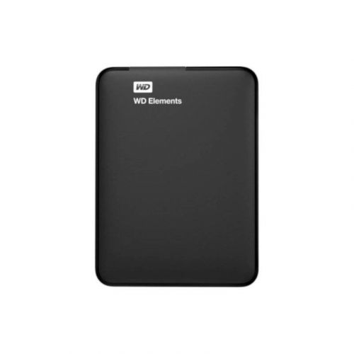 Внешний жесткий диск 1Tb Western Digital Elements (WDBUZG0010BBK-WESN)