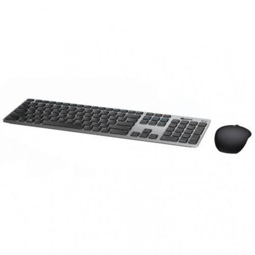 Комплект Dell KM717 оптическая клавиатура с мышью (580-AFQF) RU купить