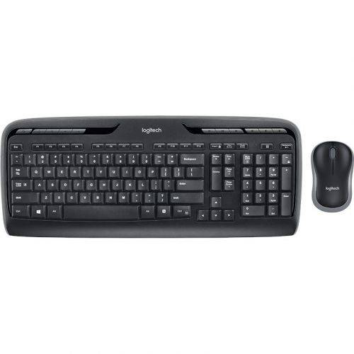 Комплект Logitech Cordless Desktop MK330 (920-003995) Ru