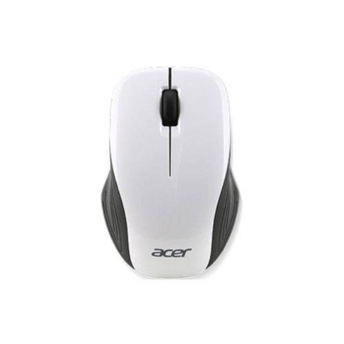 Мышь Acer RF2.4 Wireless Optical Mouse Moonstone WL (NP.MCE1A.007) White