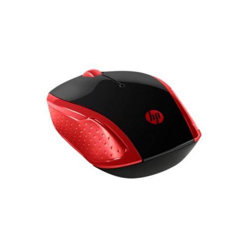 Мышь HP Wireless 200 (2HU82AA) Red купить