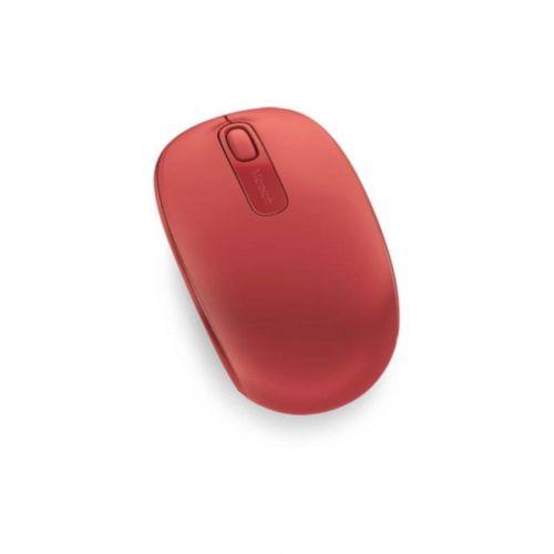 Мышь Microsoft 1850 Wireless (U7Z-00034) Flame Red