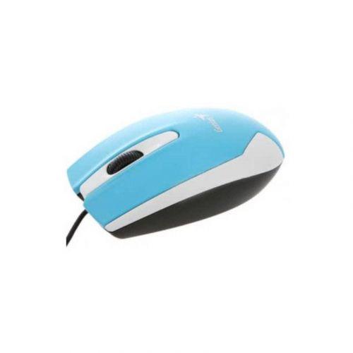 Мышь Genius DX-100X USB (31010229102) Blue