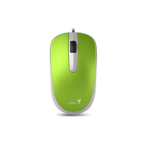 Мышь Genius DX-120 USB (31010105105) Green купить