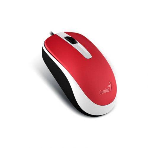 Мышь Genius DX-120 USB (31010105104) Red купить