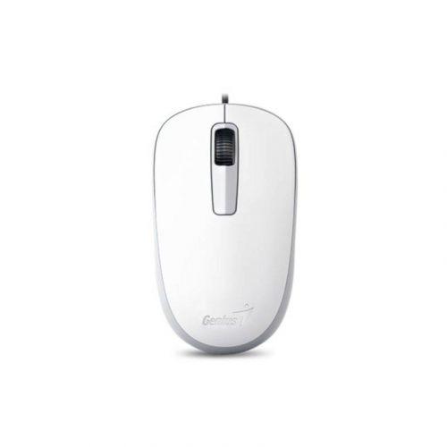 Мышь Genius DX-125 USB (31010106102) White