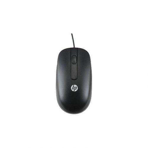 Мышь HP USB Optical Scroll (QY777AA)