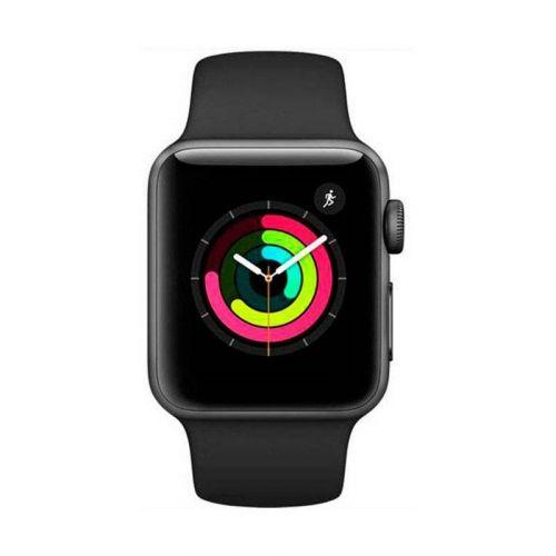 Смарт-часы Apple Watch Series 3 38mm GPS (MR352) Space Grey Aluminium Case with Grey Sport Band