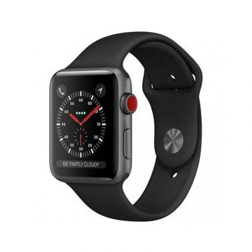 Смарт-годинник Apple Watch Series 4 40mm GPS (MU662) Space Gray Aluminum Case with Black Sport Band купить