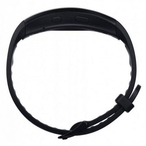 Фитнес-браслет Samsung SM-R365 Gear Fit2 Pro L (SM-R365NZKAXSA) Black недорого