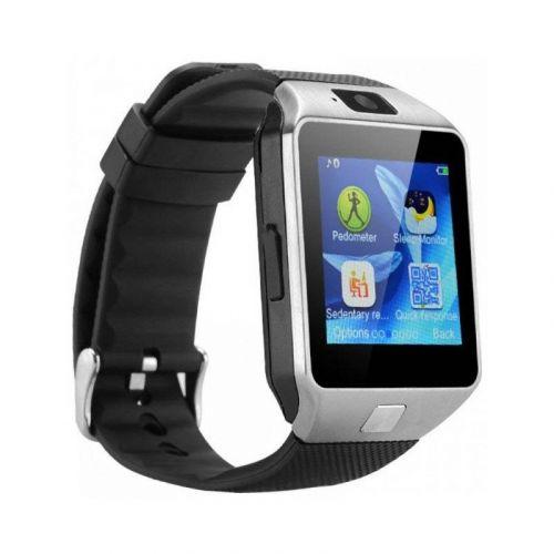Смарт-годинник Uwatch DZ09 Silver купить