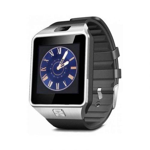 Смарт-годинник Uwatch DZ09 Silver недорого