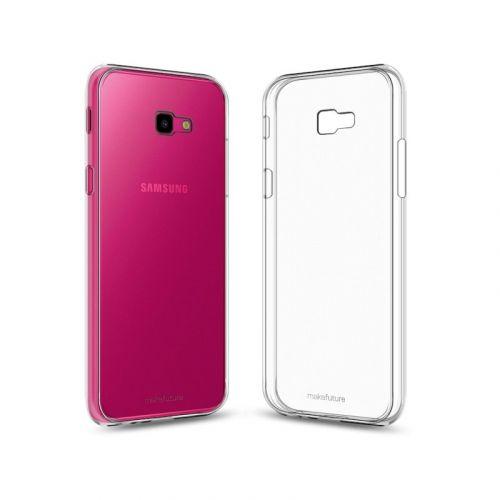Чехол MakeFuture Air для Samsung Galaxy J4 Plus 2018 (Clear)