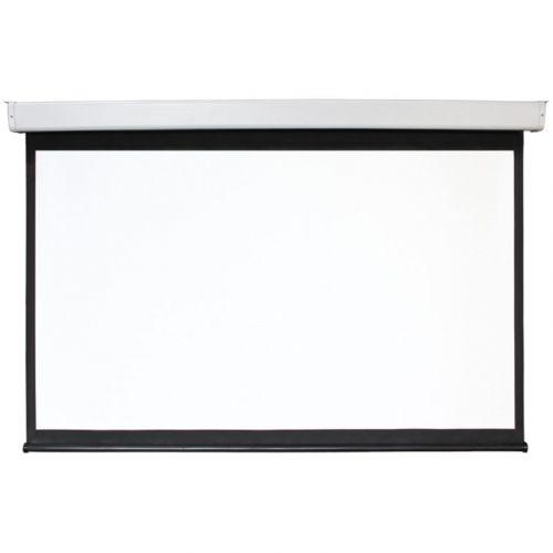 Екран для проектора підвісний моторизований 2E 120