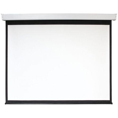 Экран для проектора подвесной моторизованный 2E 100