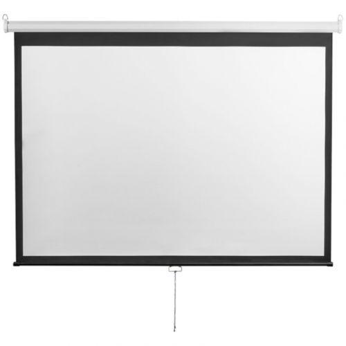 Экран для проектора подвесной 2E 100