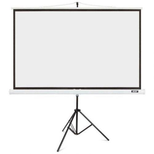 Экран для проектора мобильный напольный Acer Т87-S01MW 87