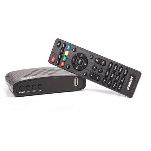 ТВ-ресивер Romsat DVB-T2 T8005HD недорого