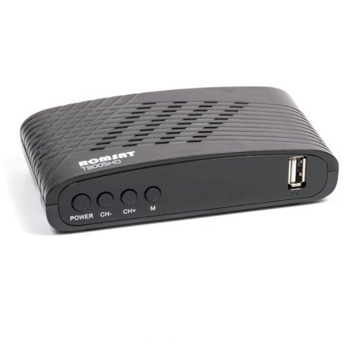 ТВ-ресивер Romsat DVB-T2 T8005HD