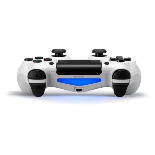Беспроводной геймпад Sony PlayStation Dualshock v2 Glacier White недорого