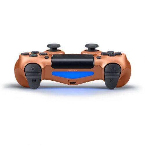 Беспроводной геймпад Sony PlayStation Dualshock v2 Metalic Cooper купить