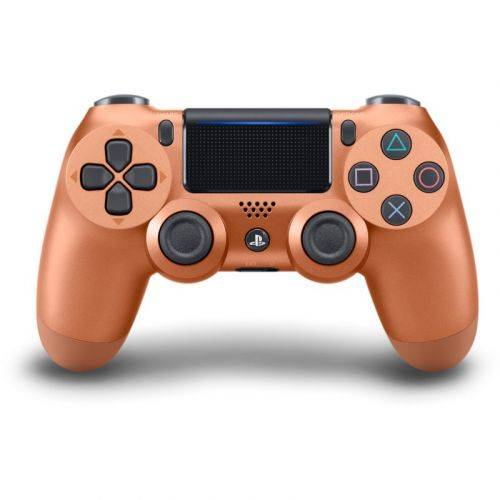Беспроводной геймпад Sony PlayStation Dualshock v2 Metalic Cooper