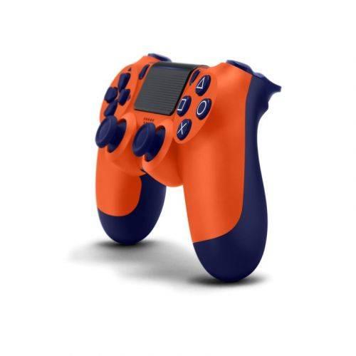 Беспроводной геймпад Sony PlayStation Dualshock v2 Sunset Orange купить
