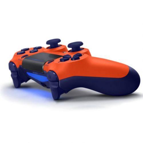 Беспроводной геймпад Sony PlayStation Dualshock v2 Sunset Orange недорого