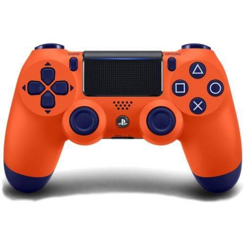 Беспроводной геймпад Sony PlayStation Dualshock v2 Sunset Orange