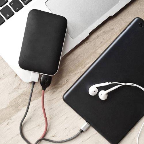 Портативний акумулятор 10050mAh Ergo LI-10 Black-White в интернет-магазине