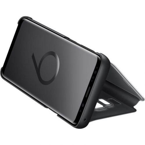 Чехол Samsung Clear View Standing для Galaxy S9 Black недорого