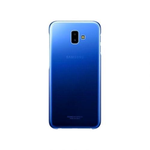 Чехол Samsung Gradation Cover для Galaxy J6 Plus 2018 (Blue)