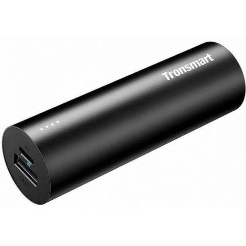 Портативный аккумулятор 5000mAh Tronsmart Bolt VoltiQ Black