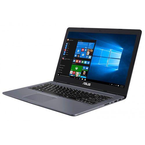 Ноутбук Asus VivoBook 17 X705UF-GC018T (90NB0IE2-M00200) Dark Grey купить