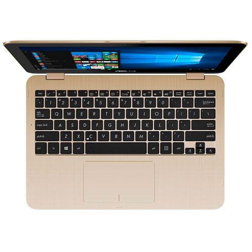 Ноутбук Asus VivoBook Flip 12 TP203MAH-BP007T (90NB0J32-M00400) Shimmering Gold недорого