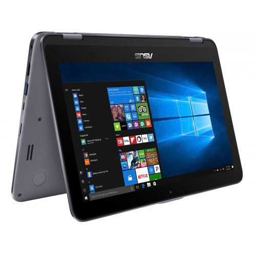 Ноутбук Asus VivoBook Flip 14 TP412UA-EC047T (90NB0J71-M01350) Star Grey недорого