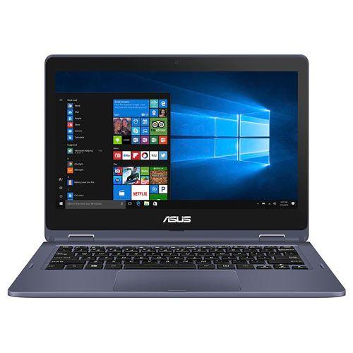 Ноутбук Asus VivoBook Flip 14 TP412UA-EC047T (90NB0J71-M01350) Star Grey