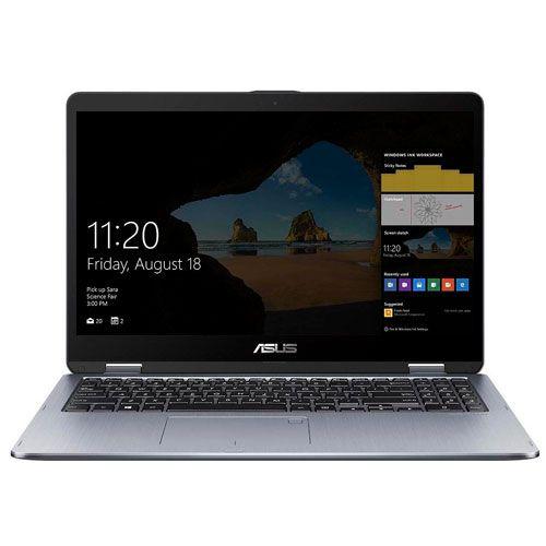 Ноутбук Asus VivoBook Flip 15 TP510UF-E8006T (90NB0IT1-M00090) Star Grey