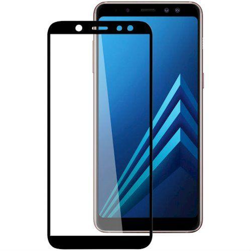 Защитное стекло ArmorStandart для Samsung A6 Plus (Black)