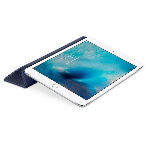 Чохол Apple Smart Cover для iPad mini 4 (MKLX2) Midnight Blue недорого