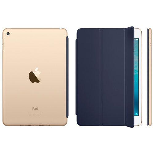 Чехол Apple Smart Cover для iPad (MQ4P2) Midnight Blue купить