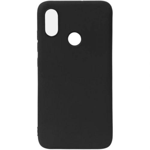 Чехол MiaMI Soft-touch для Xiaomi Mi A2 Lite/Redmi 6 Pro (Black)