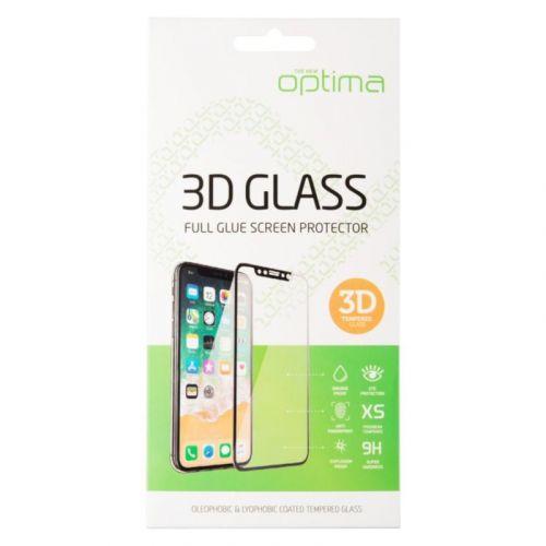 Защитное стекло Optima 3D для Samsung Galaxy J4 Plus Black AVAL
