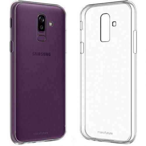 Чохол MakeFuture Air для Samsung Galaxy J8 2018 (Clear)